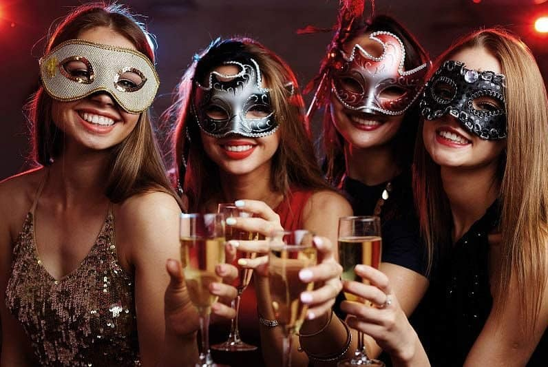 Charity Masquerade Ball